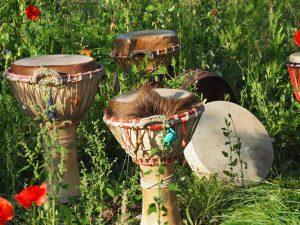 Schamanische Zeremonien, Trommeln, Achtsamkeit München-Pasing